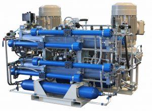 Hydrogen Compression