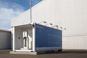 Hydrogen Refuelling Station (HRS)